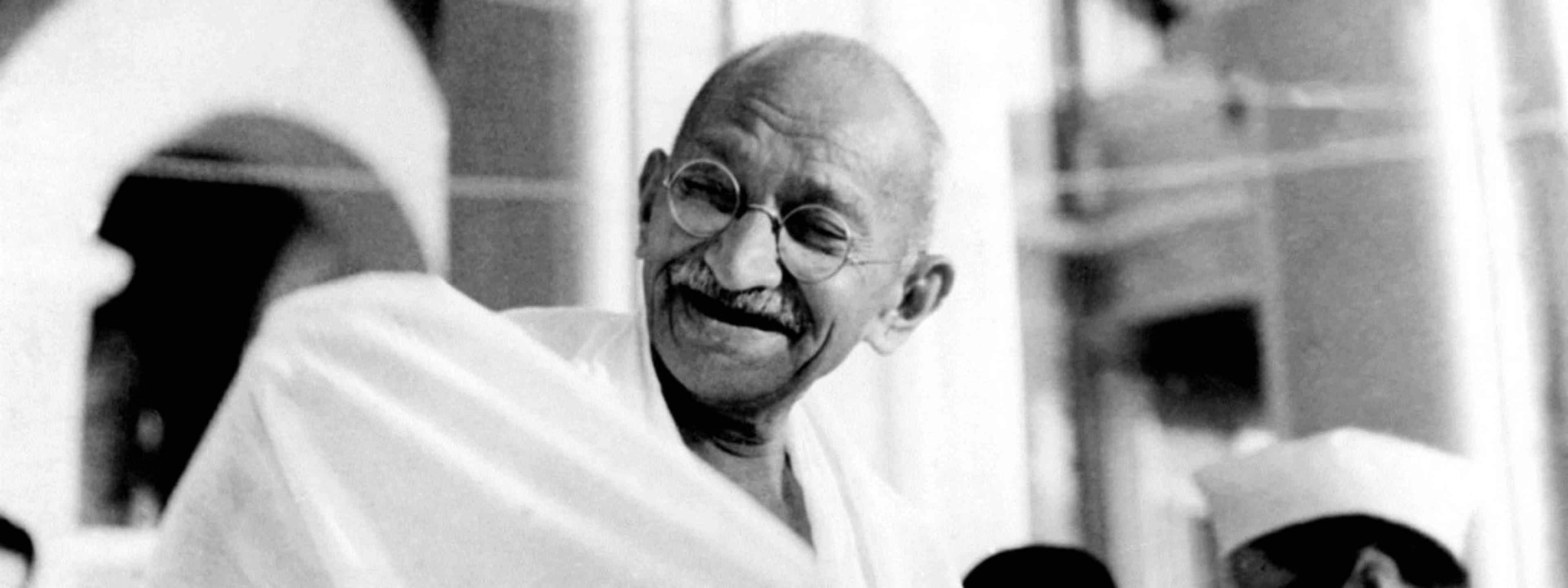 Perjuangan Mahatma Gandhi