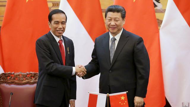 indonesia dan china