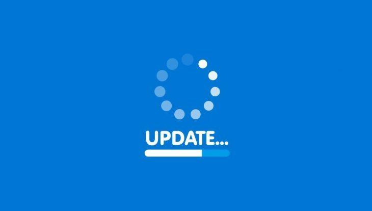 cara update bios