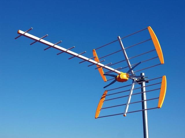 cara memperbaiki antena agar jernih