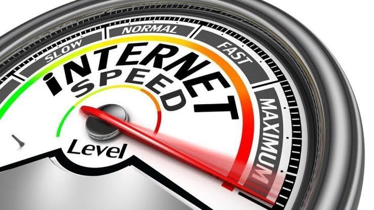 Cek kecepatan internet dengan cmd