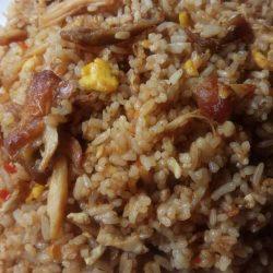 Cara masak nasi goreng sehat