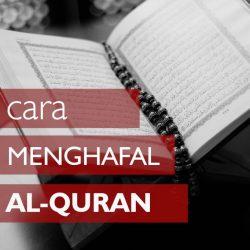 cara anak mudah menghafal al-qur'an