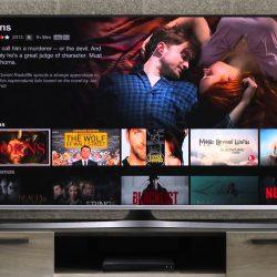 cara nonton netflix di smart tv indihome