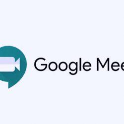 cara menampilkan presentasi di google meet
