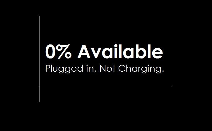 Cara Mengatasi Masalah 'Plugged in Not Charging