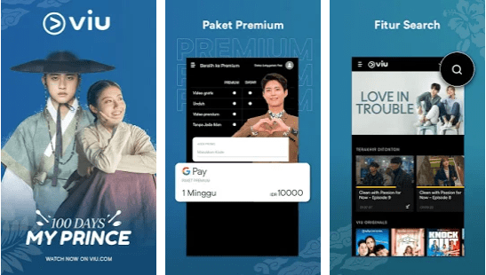 aplikasi nonton drama thailand