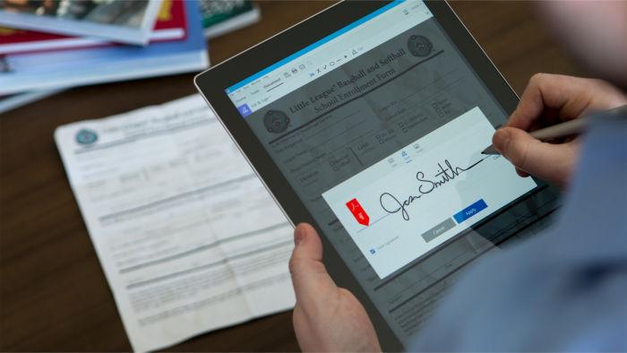 cara menambahkan tanda tangan di pdf