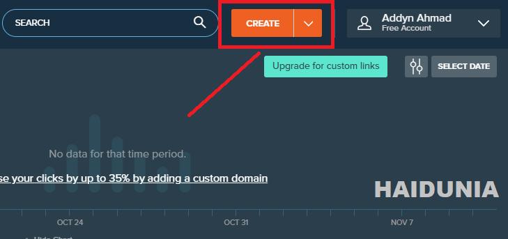 cara membuat link google form di bit.ly