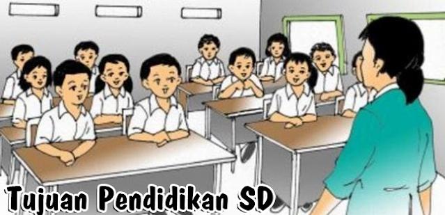 tujuan pendidikan dasar
