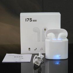 cara menggunakan headset bluetooth i7s