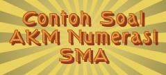 contoh soal akm numerasi sma