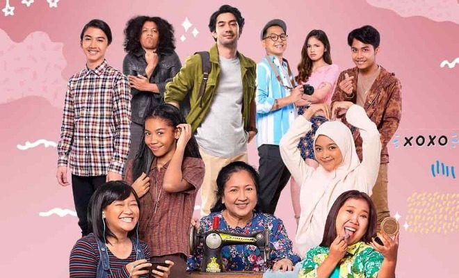 nonton imperfect the series