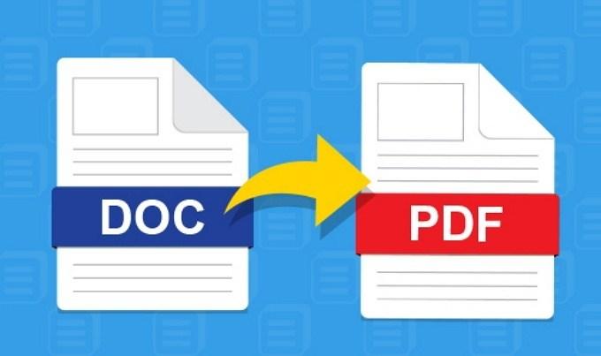 cara mengubah word 2007 ke pdf