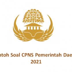 Contoh Soal SKB CPNS Pemerintah Daerah 2021