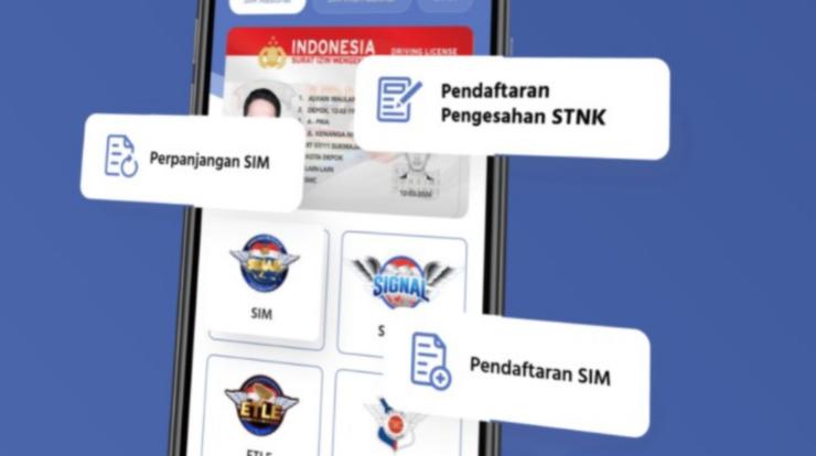 Cara Bikin SIM Online