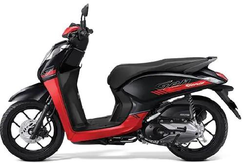Radiant Red Black