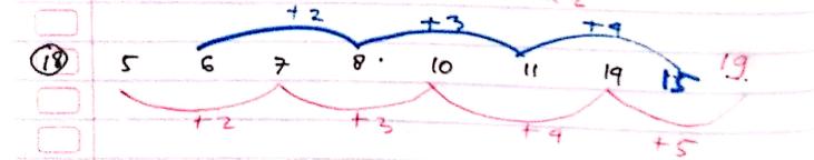 pola bilangan jawaban nomor 18
