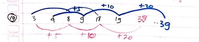 pola bilangan jawaban nomor 19