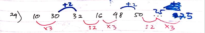 pola bilangan jawaban nomor 24