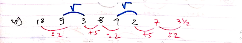 pola bilangan jawaban nomor 25