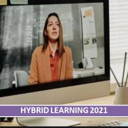 Pengertian hybrid learning dan model penerapannya