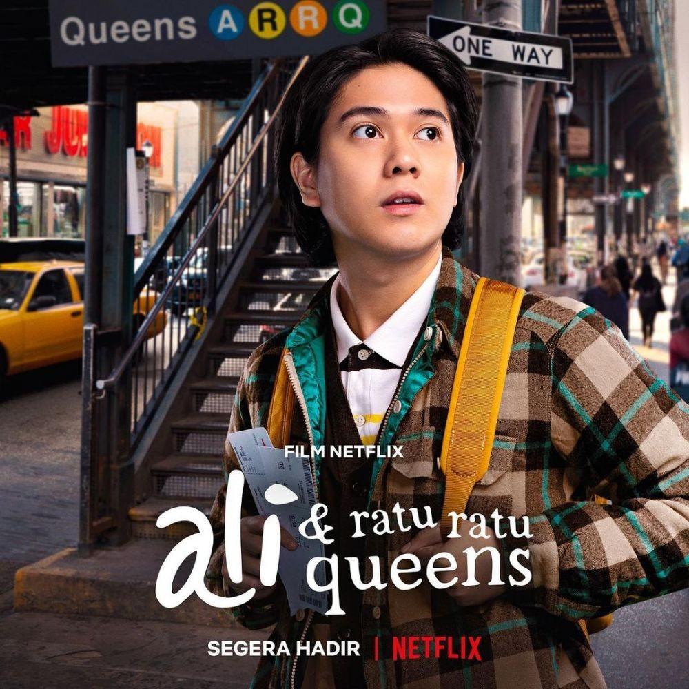 Nonton Ali dan Ratu-Ratu Queens Gratis Full Episode
