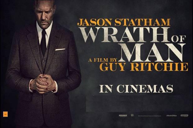nonton film wrath of man sub indo
