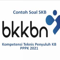contoh soal SKB Penyuluh Keluarga Berencana (KB) Kompetensi Teknis PPPK (P3K) 2021