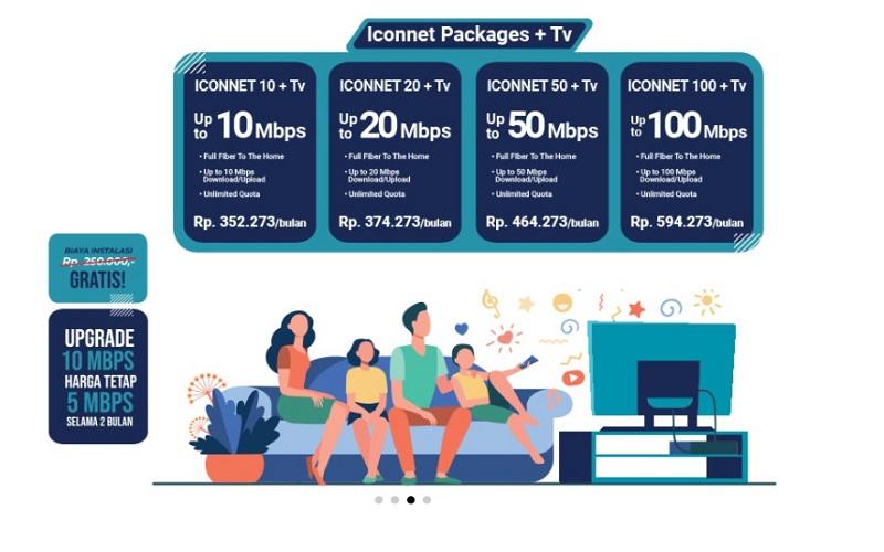 cara daftar iconnect pln