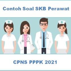 contoh soal SKB perawat CPNS 2021