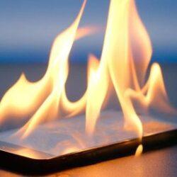 cara mengatasi hp panas saat data hidup